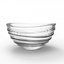 Rogaska Elements Ocean Bowl 13cm