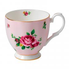Royal Albert New Country Roses Pink Vintage Mug 300ml