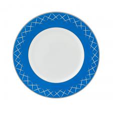 Waterford Lismore Pops Tableware Cobalt Plate 23cm