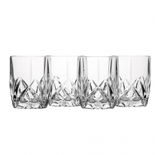 Marquis by Waterford Brookside DOF Tumbler Set of 4