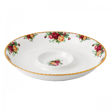 Royal Albert Old Country Roses Chip & Dip 33cm