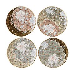 Wedgwood Daisy Set of 4 Plates