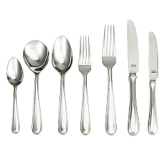 Vera Wang Wedgwood Cushion 56 Piece Cutlery Set