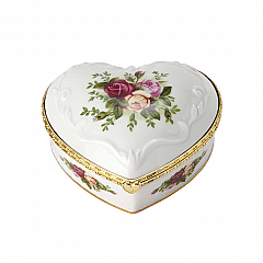 Royal Albert Old Country Roses Musical Gift Box