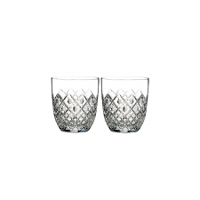 Waterford Crystal Essentially Waterford Lissadel DOF Tumbler Pair