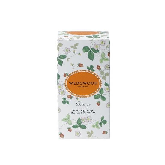 Wedgwood Wild Strawberry Orange Biscuits 80g