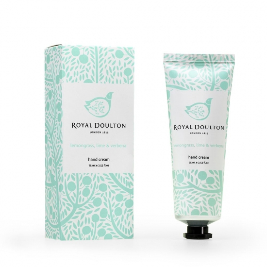 Royal Doulton Fable Lemongrass, Lime & Verbena Hand Cream
