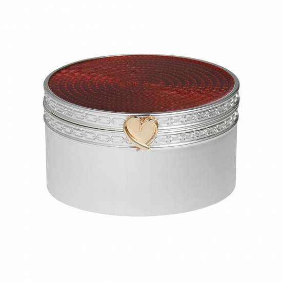 Wedgwood Vera Wang With Love Red Gift Box