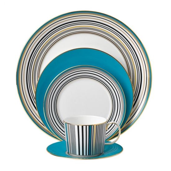 Wedgwood Vibrance 5 Piece Place Setting