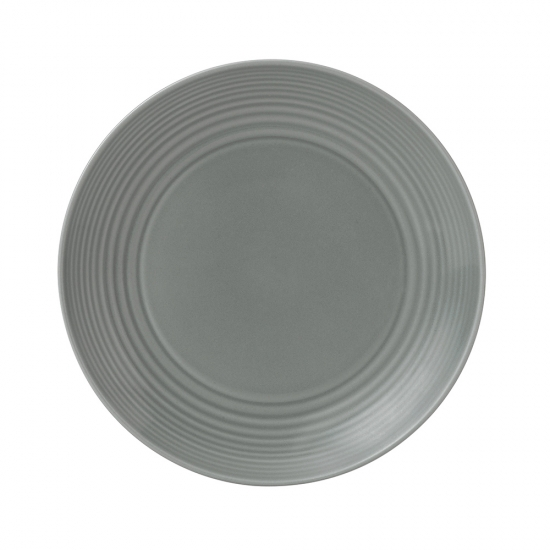 Royal Doulton Gordon Ramsay Maze Dark Grey Plate 22cm