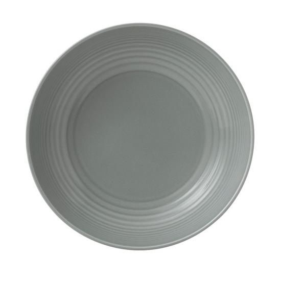 Royal Doulton Gordon Ramsay Maze Dark Grey Pasta Bowl
