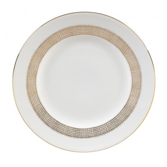 Vera Wang Gilded Weave Plate 20cm