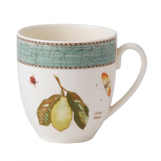 Wedgwood Sarah's Garden Mug Green