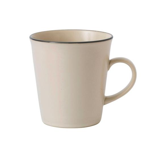 Gordon Ramsay Union Street Cafe Cream Mug 320ml